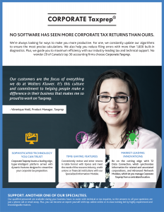 Taxprep - Corporate